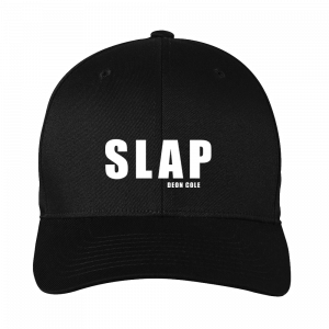 SLAP Fitted Hat by Deon Cole