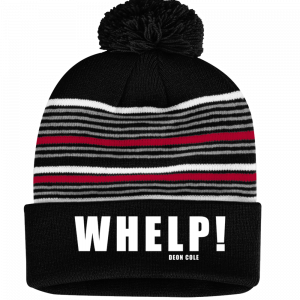 WHELP! Beanie by Deon Cole